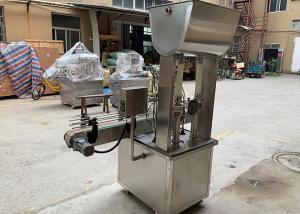 China High Efficiency Automatic Filling Machine / Lip Balm Tube Filling Machine on sale