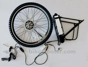 China Electric Bike Conversion Kits 250W 26 Inch Wheel With Waterproof Cables on sale