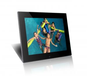 China 1GB - 16GB 8 Inch Personalised Wedding LCD Photo Frames With 800*600 Resolution on sale