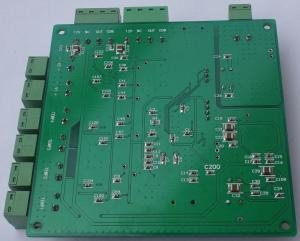 China Rigid PCB Printed Circuit Boards for Data Acquisition and Recodring Systems Voltage Current Temperature on sale