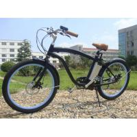 25km / h Max Speed fast electric bike  , 250W Brushless Motor powered bicycle
