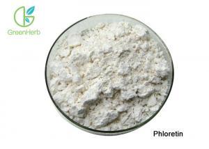 China Cosmetics Grade Apple Peel Extract / Skin Whitening Material Phloretin Powder on sale
