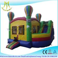 Hansel Commercial Customize Jungle Inflatable Bouncer Trampoline for Sale