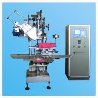 CNC 2- AXIS  BRUSH  DRILLIN& TUFTING BRUSH MAKING MACHINE