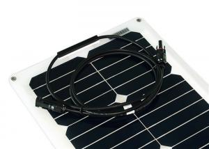 Quality 20w Portable Small Sunpower Flexible Solar Panels 3mm ThicknessFor Toys for sale