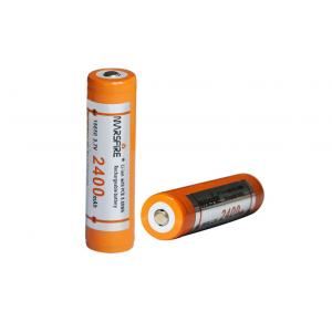 China OEM PCB Electronic Cigarette Battery for outdoor , 2400mAh on sale