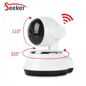 China 2017 New Hot Selling Pan Tilt Wireless Security Cameras 720P Wifi camera Two Way Audio Motion Detect on sale