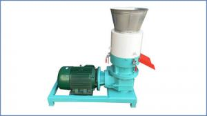 China AZSPLM200 Electric Wood Pellet Mill Suitable for Small Pellet Line on sale