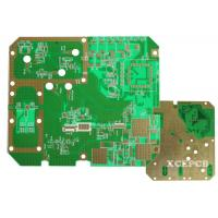 HYBRID RF & MICROWAVE CIRCUIT BOARDS Rogers4350B +FR4 PCB 8 Layer hybrid 1.6MM High Frequency PCB 1oz Copper