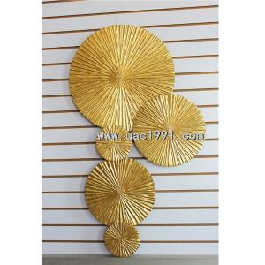 China Hot Sale modern Abstract Wood Carving Wall arts 3d Wall Art Panels on sale