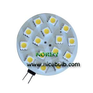 China LED G4 Light G4-B15SMD5050 2.5W Light LED Lamp/Bulb for cabinet on sale