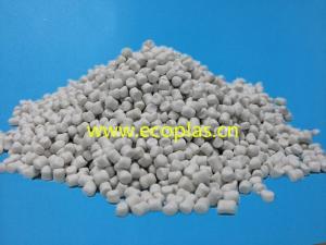 China Calcium Carbonate Filler Masterbatch CC-15 on sale