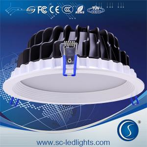 China SMD recessed  RGB LED downlight on sale