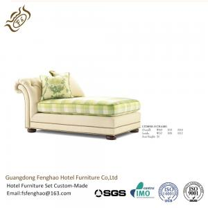 Quality American Style Indoor Chaise Lounge Chair With High Density Foam  For Sale ...