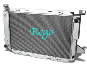 China Ford F - 150 Automotive Aluminum Car Radiators Relacement Engine Cooling System on sale