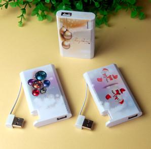 China new 2400 mah mobile power bank mobile phone charger on sale