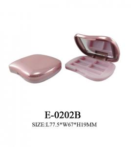 China Classics Pink Eyeshadow container put brush on sale