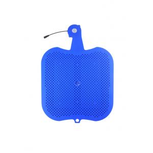 China Eco Friendly Portable Gel Car Seat Cushion Blue Fast Cooling Speed on sale