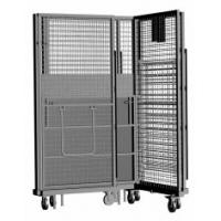 Steel movable roll cage containers