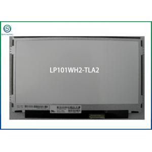 China LP101WH2-TLA2 10.1'' Flat LCD Panel 1366 X 768 Pixel Format RGB Vertical Stripe on sale
