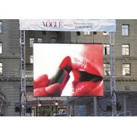 Light Weight Outdoor Stage Rental Led Display Panel For Video Advertising