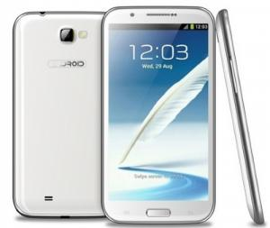 """China Star N9589 5.7"""" IPS Touch Screen (1280*720) Android 4.2 Smart Phone with MTK6589 on sale"""