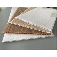 High Glossy 25cm Decorative PVC Panels Convenient Installation Ceilings