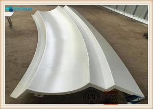 China Corrugated Aluminum Sheet Metal , Lightweight  Aluminum Ceiling Panels on sale