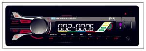 China Car DVD Player with Detachable panel with USB/FM/Clock/SD/Movie on sale