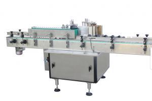 China Wet Glue Labeling Machine 0.8KW Power 30-100 Bottles/Min Speed on sale