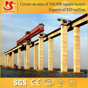 launching gantry used to launching bridge launcher bridge girder for