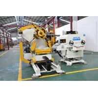 China Precision Pneumatic Clamp Servo Feeder Press Metal Stamping Automation on sale