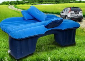 China High Durbility Inflatable Double Air Mattress Customized Size 135 * 85 * 45CM on sale