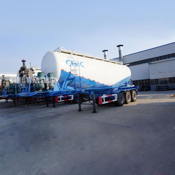 Cement bulker tanker for sale for sale – bulk cement tank trailer