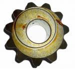 High Hardness Pinion Gear / Side Gear , Steel Automotive Gear Shaft
