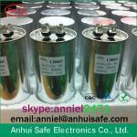 anti-explosion capacitor 10uf 20uf 30uf 40uf 50uf 60uf air conditioner capacitor CBB65 35UF+5 for Air Conditioner