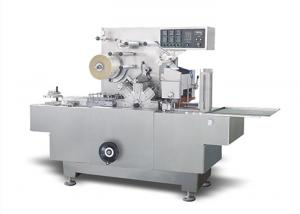 China Bopp Film Cellophane Wrapping Machine PLC Control 20-80 Package / Minute on sale