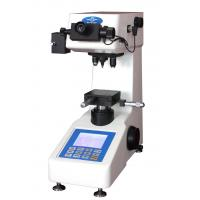 Advanced Micro Vickers Hardness Testing Machine , Digital Vickers Hardness Tester