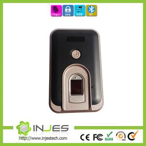 China Bluetooth Wireless Biometric Finger Print Reader For Smart Mobile Integration on sale