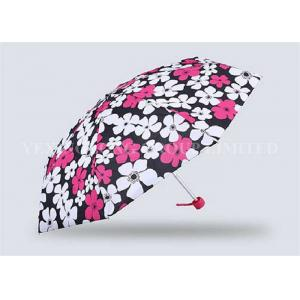 China Fashion Ultralight 5 Fold Umbrella Adult Casual Leak Proof Pocket Mini Umbrella on sale