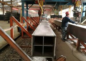 China Welded Structural Steel Building Fabricators / Steel Box Column / Steel Box Beams on sale