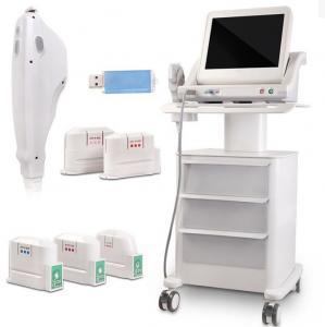 China Professional HIFU Beauty Machine Non Surgical Treatment Ultrasound Face Lift Machine on sale