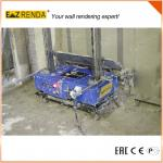 China Multi Finish One Coat Plaster Automatic Rendering Machine Strong Smoothing Effect wholesale