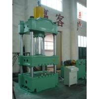 Automatic 4 Column Type Hydraulic Press Machine 315 Ton PLC Control