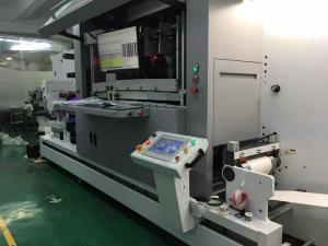 China One Time Molding Uv Piezo Label Printing Machine 50m/Min 600*600Dpi on sale