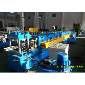 China Upright Rack Beam Box Steel Roll Forming Machine Production Line on sale