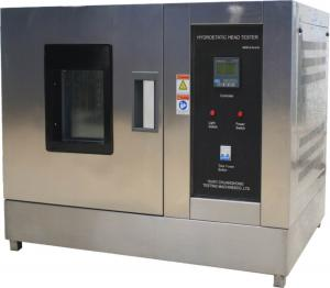 China Standard IEC 68 Environmental Test Chamber Hydrostatic Test Chamber for Soles on sale