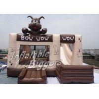 China Promoción combinada inflable del chocolate comercial con el ventilador potente EN71 on sale