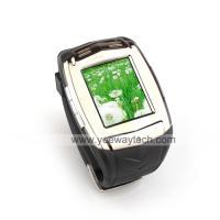 China 007+ Quad Band 2.0 Mega Pixel Spy Camera Bluetooth Watch Cell Phone on sale