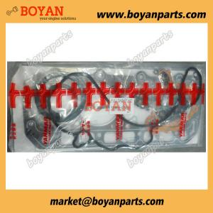 China Yanmar 4TNE98 4D98 Full Gasket Kit Set with Cylinder Head Gasket on sale